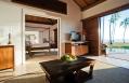 Prestige Pool Villa living room © The Residence Zanzibar