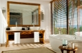 Prestige Pool Villa bathroom © The Residence Zanzibar