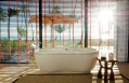 Prestige Pool Villa bathroom © The Residence Zanzibar