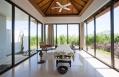 Spa pavillon © The Residence Zanzibar