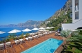 The Pool sundeck © Casa Angelina Lifestyle Hotel Amalfi