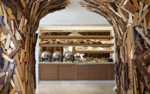 Breakfast room. © New Hotel Athens