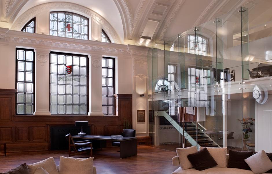 The De Montfort Suite © Town Hall Hotel & Apartments