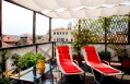 Rooftop terrace © Ca' Pisani Hotel