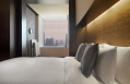 Deluxe Suite Bedroom. The PuLi Hotel and Spa Shanghai, China. © The PuLi Hotel and Spa.