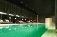 Swimming Pool. The PuLi Hotel and Spa Shanghai, China. © The PuLi Hotel and Spa.