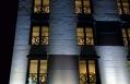The sandstone facade of Witt Istanbul Hotel. © Witt Istanbul Hotel