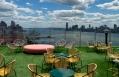 Le Bain rooftop terrace © Hotels AB LLC