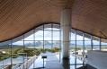 Entrance. Saffire Freycinet, Tasmania, Australia. © Saffire Freycinet
