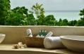Pavilion Bathroom, Kilindi. © Travel+Style