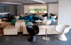 Lobby. Naumi Hotel, Singapore. ©Travel+Style