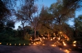 Bush dinner © Lion Sands Private Game Reserve