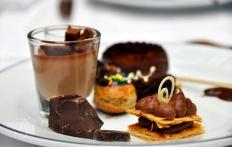 Chocolate buffet. © Travel+Style