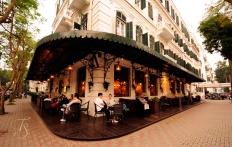 La Terrasse du Metropole. © Travel+Style