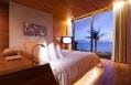 Beachfront Pool Villa, bedroom © casa de la flora
