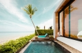 Beachfront Pool Villa © casa de la flora