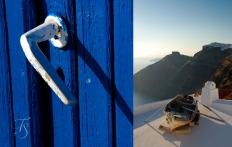Imerovigli. Santorini, Greece. © Travel+Style