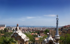 View from Parc Guell. © Travel+Style
