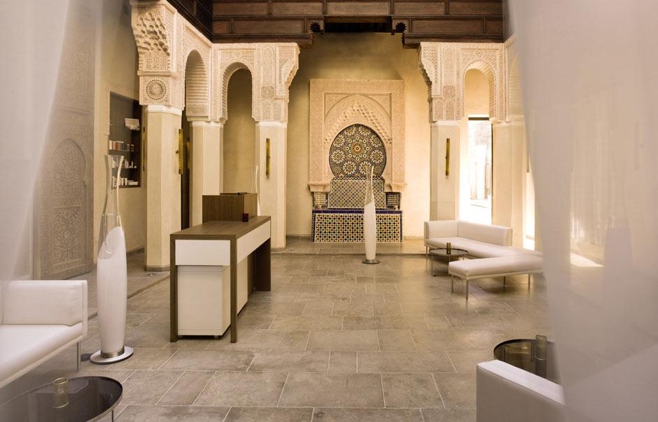 Spa Riad Fez, Riad Fès, Morocco © RIAD FES