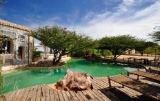 The Majlis, Manda Island, Kenya © Travel+Style