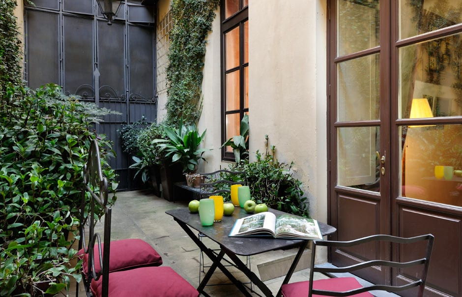 Casa Howard Florence, Italy. Hotel Review by TravelPlusStyle. Photo © Casa Howard