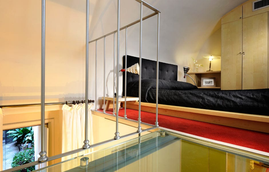 Studio Bedroom © Casa Howard