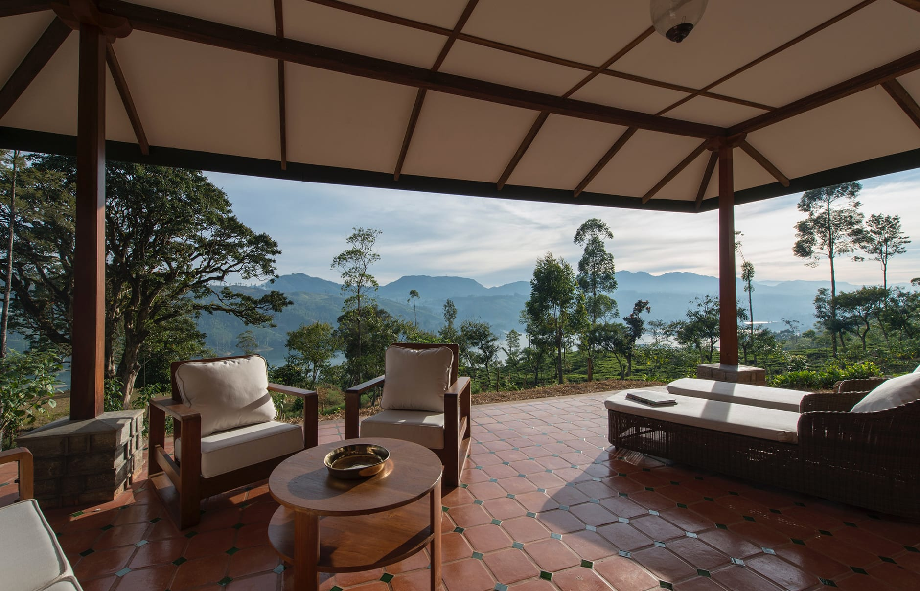 The Owner's Cottage at Dunkeld Bungalow. Ceylon Tea Trails, Sri Lanka. Hotel Review by TravelPlusStyle. Photo © Resplendent Ceylon