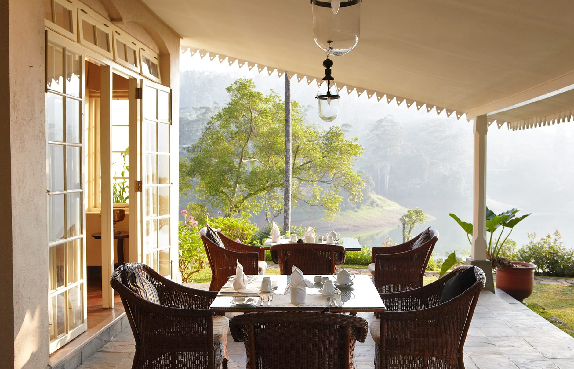Castlereagh Bungalow. Ceylon Tea Trails, Sri Lanka. Hotel Review by TravelPlusStyle. Photo © Resplendent Ceylon
