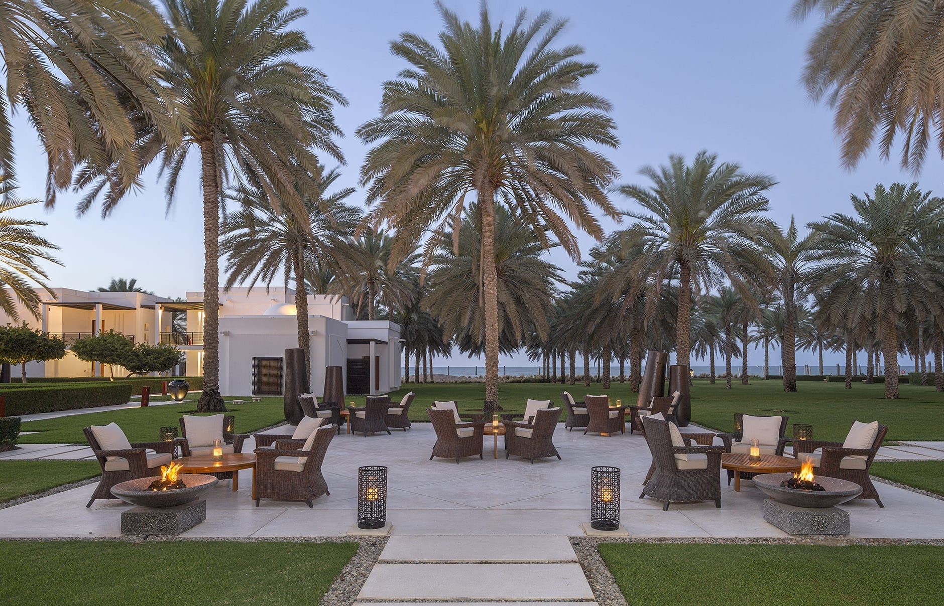 The Chedi Muscat, Oman. Hotel Review by TravelPlusStyle. Photo © GHM Hotels