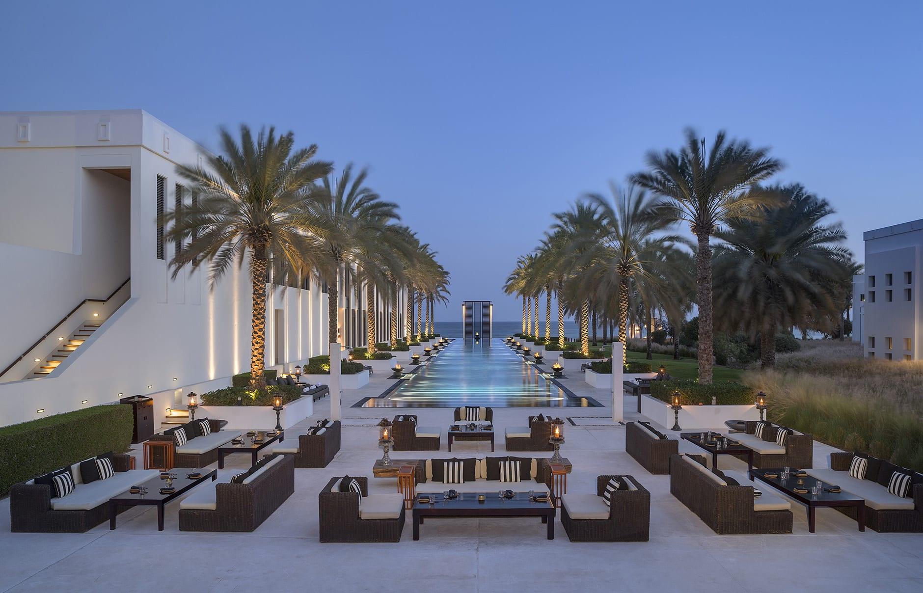 Chedi Muscat, Oman. © GHM Hotels