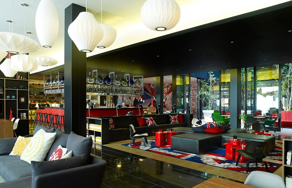 Citizenm london bankside hotel luxury hotels travelplusstyle for Citizenm hotel london