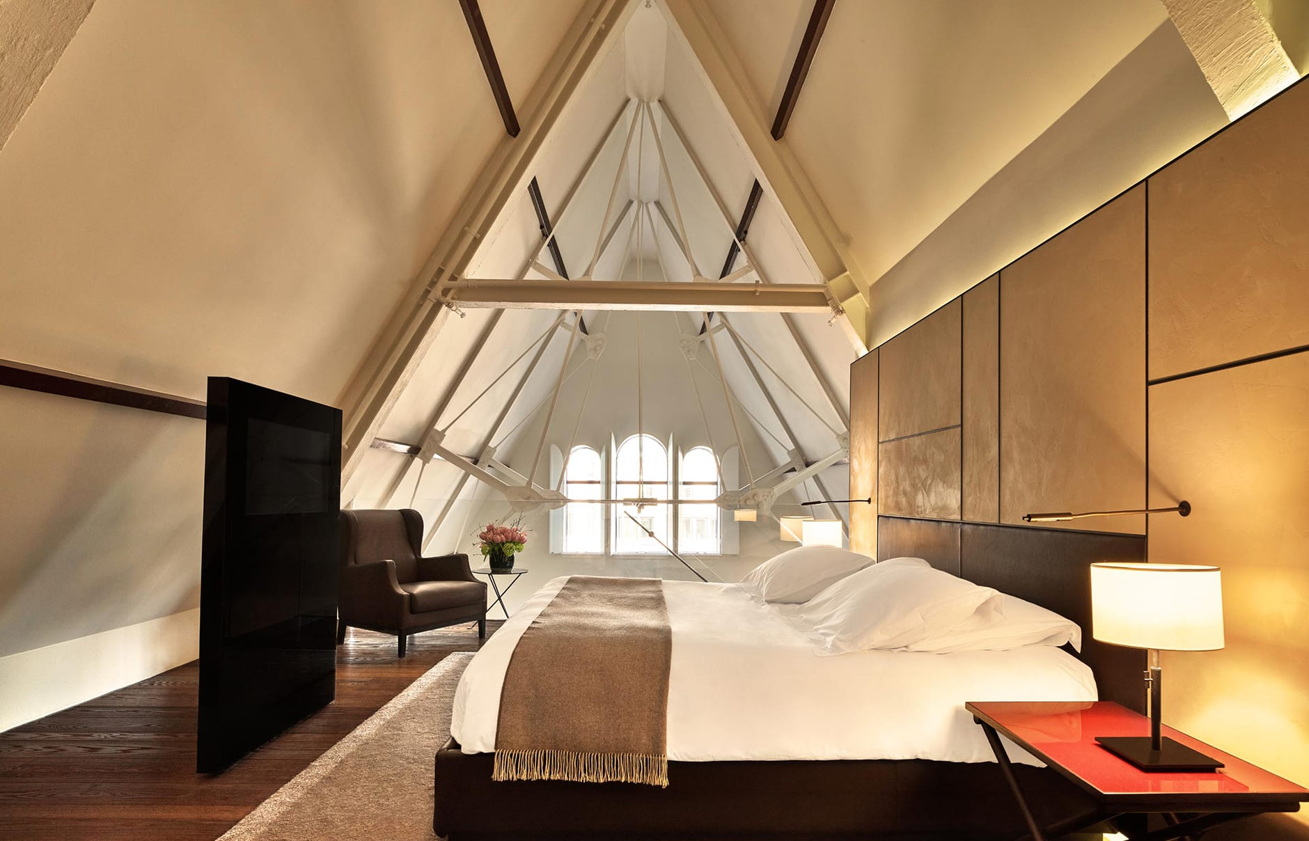 Conservatorium Hotel, Amsterdam. Hotel Review by TravelPlusStyle. Photo © Conservatorium Hotel