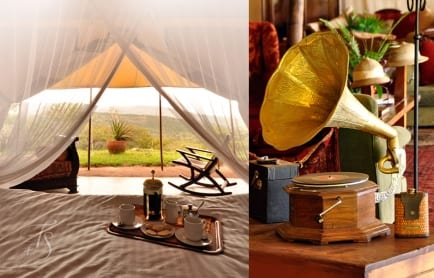 Cottar's 1920s Safari Camp, Masai Mara, Kenya © Travel+Style