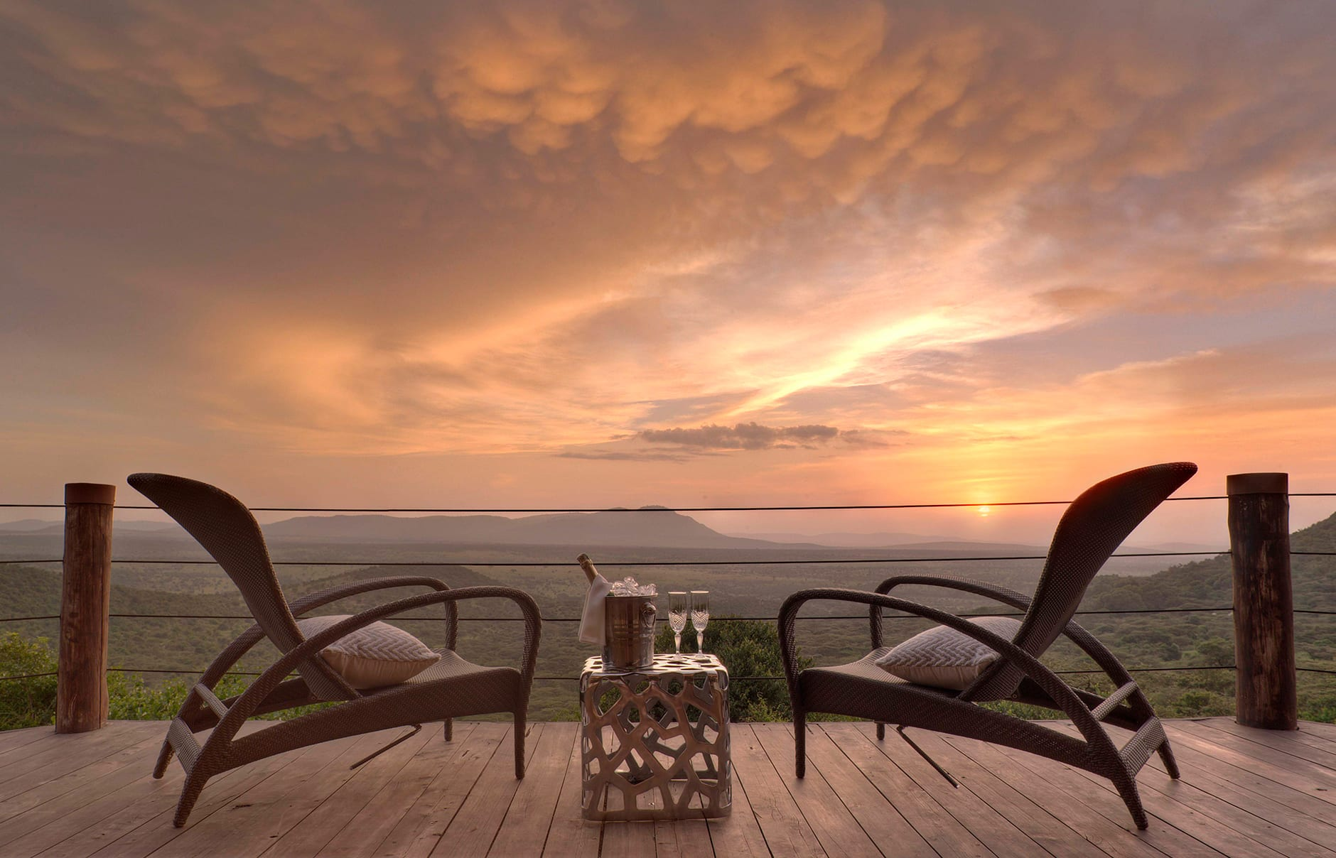 Cottars 1920s Camp Masai Mara, Kenya. Hotel Review by TravelPlusStyle. Photo © Cottar's Safaris