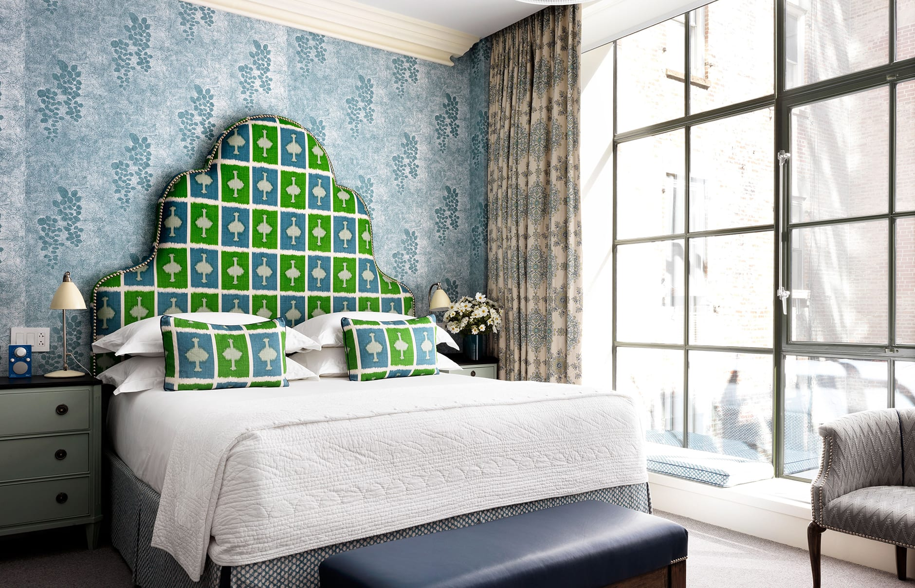 Crosby Street Hotel, New York, USA. Hotel Review by TravelPlusStyle. Photo © Firmdale Hotels