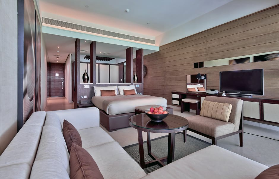 Palm Suite. Desert Palm, Dubai. © Per AQUUM