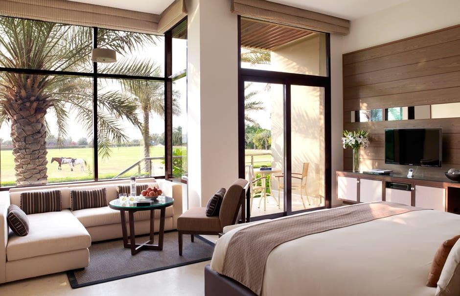 Palm Suite. Desert Palm, Dubai. © Per AQUUM