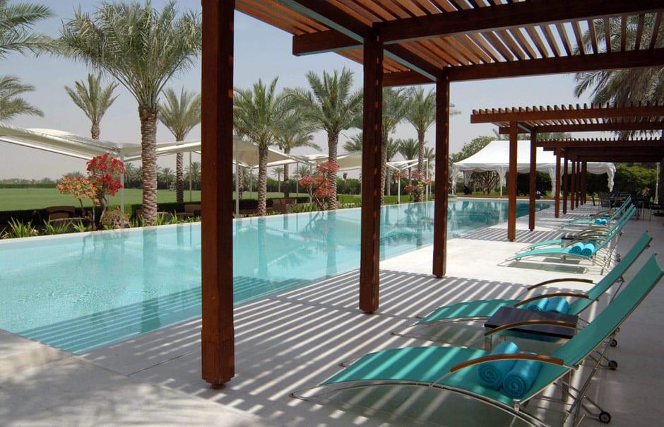 Basen głowny. Desert Palm, Dubai. © Per AQUUM