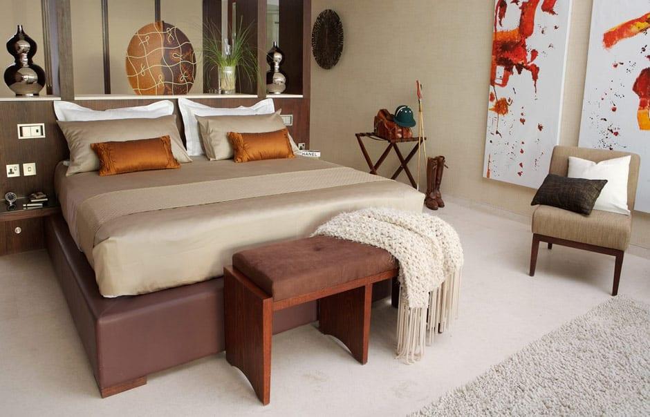 Suite. Desert Palm, Dubai. © Per AQUUM
