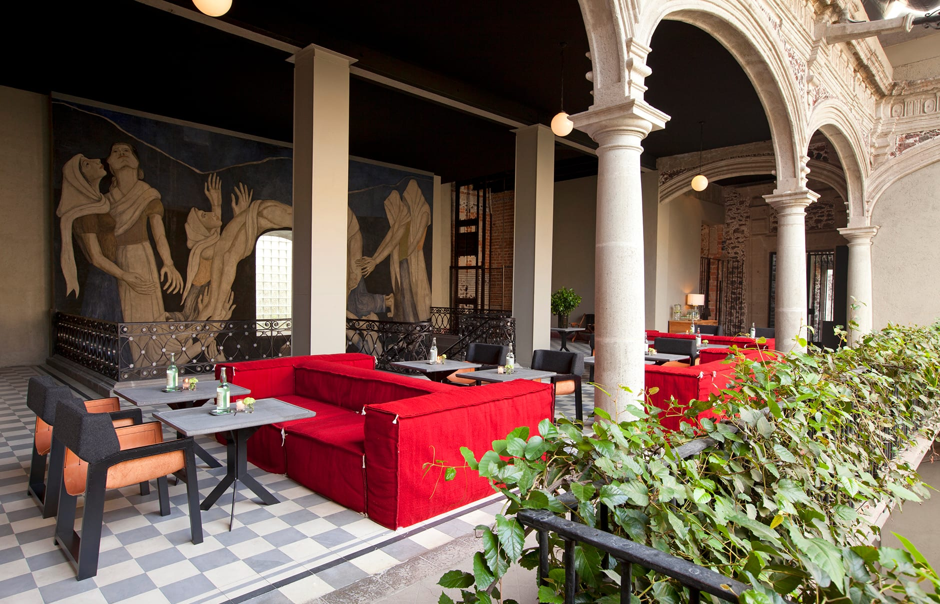 Downtown Mexico (Mexico City), Mexico. Hotel Review by TravelPlusStyle. Photo © Downtown Mexico