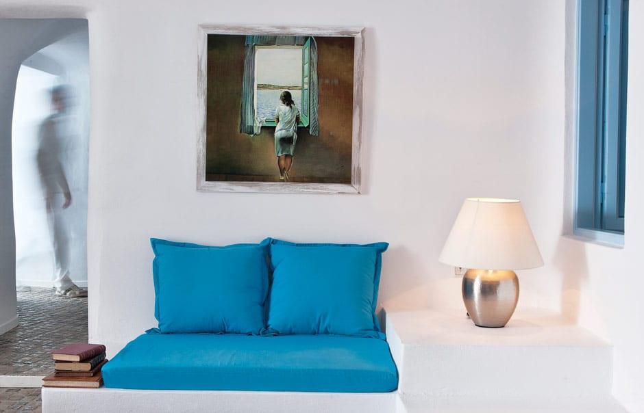 Foivos Suite. © Dreams Luxury Suites