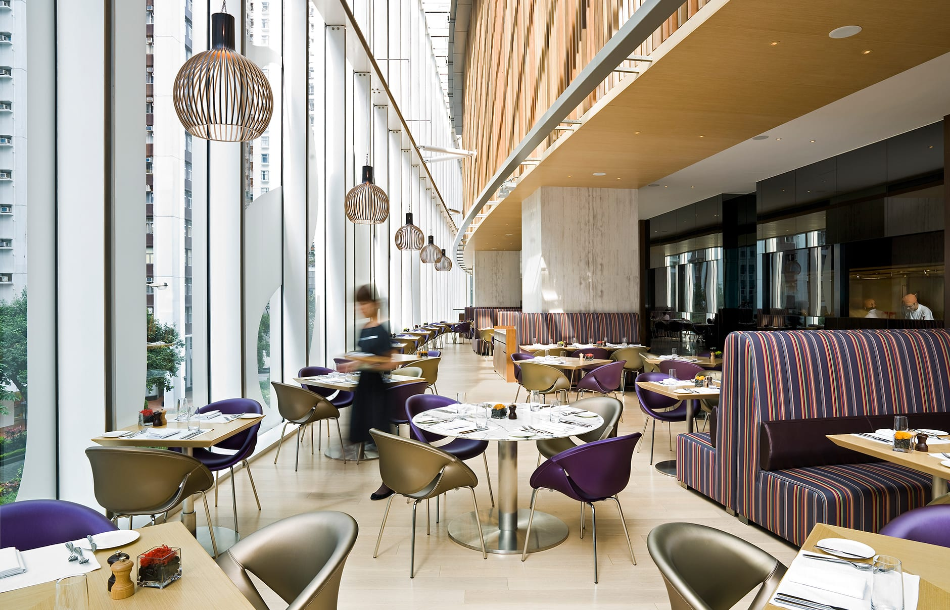Feast. EAST Hong Kong, Hong Kong. Hotel Review by TravelPlusStyle. Photo © Swire Hotels