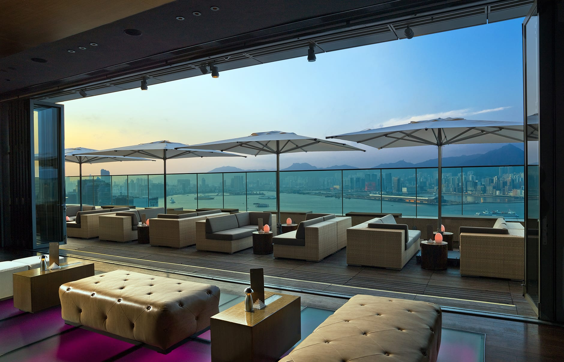 East hong kong luxury hotels travelplusstyle for Hotel design ce