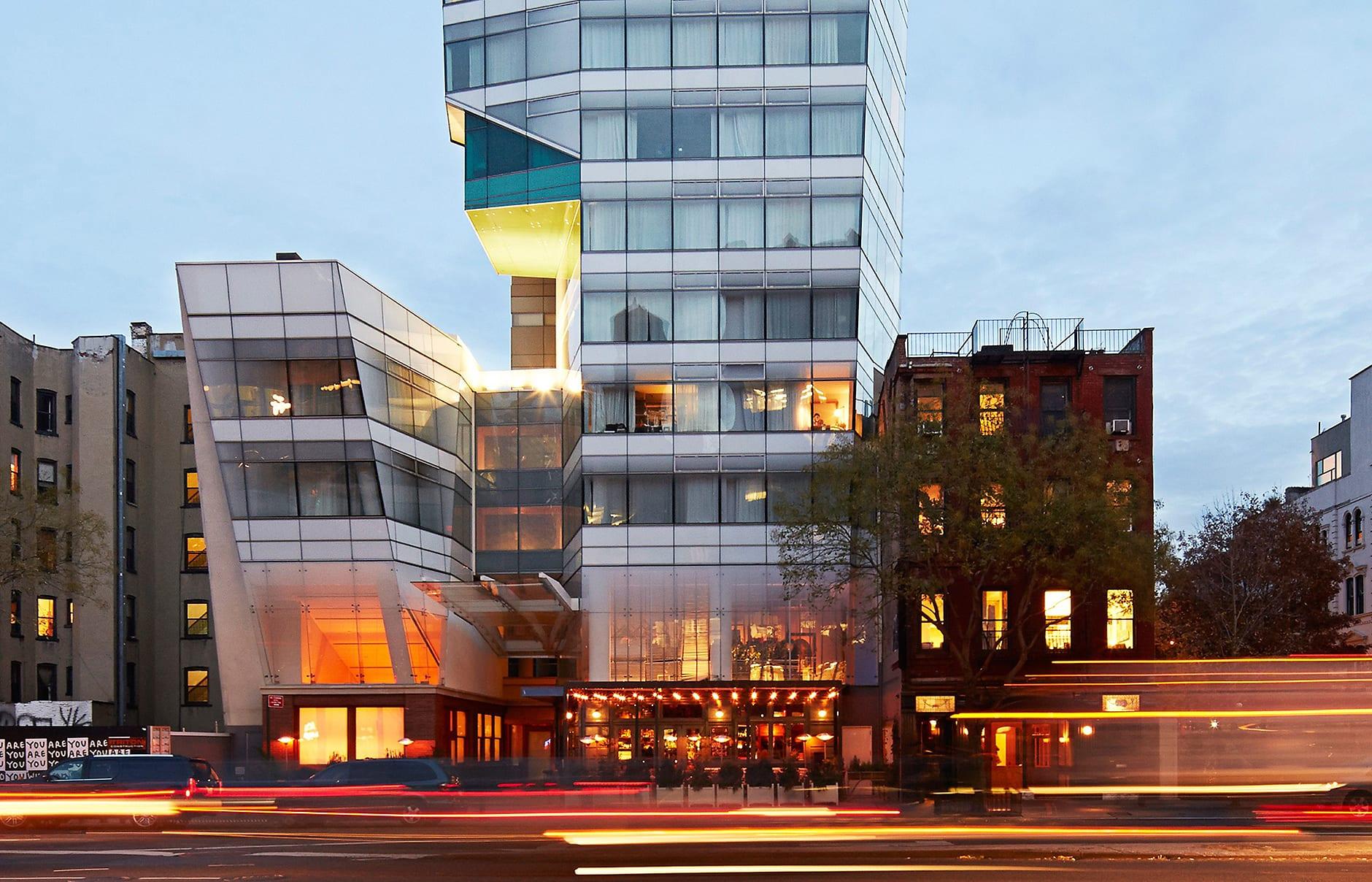 The Standard, East Village, New York. © Standard International Management, LLC