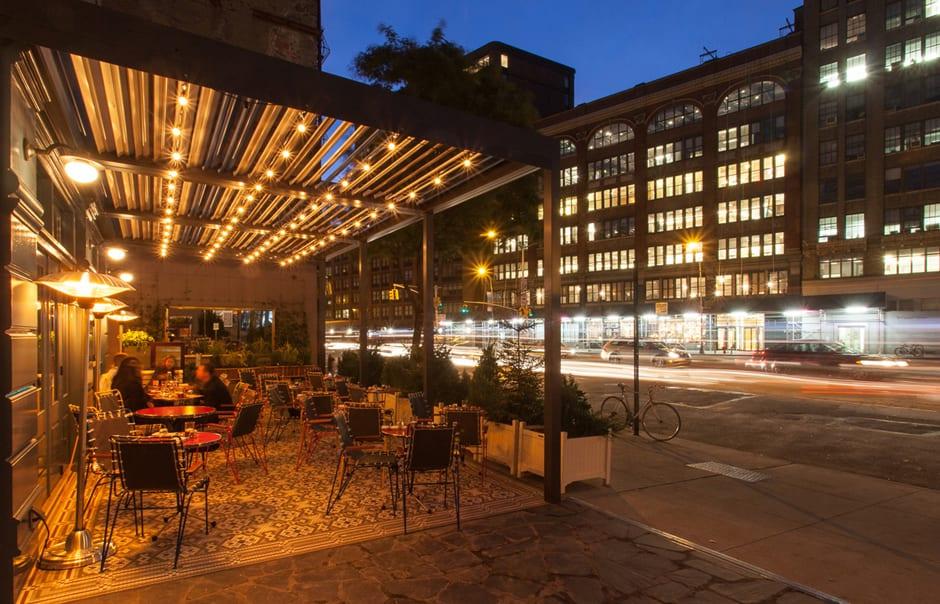 Café Standard. The Standard, East Village, New York. © Standard International Management, LLC