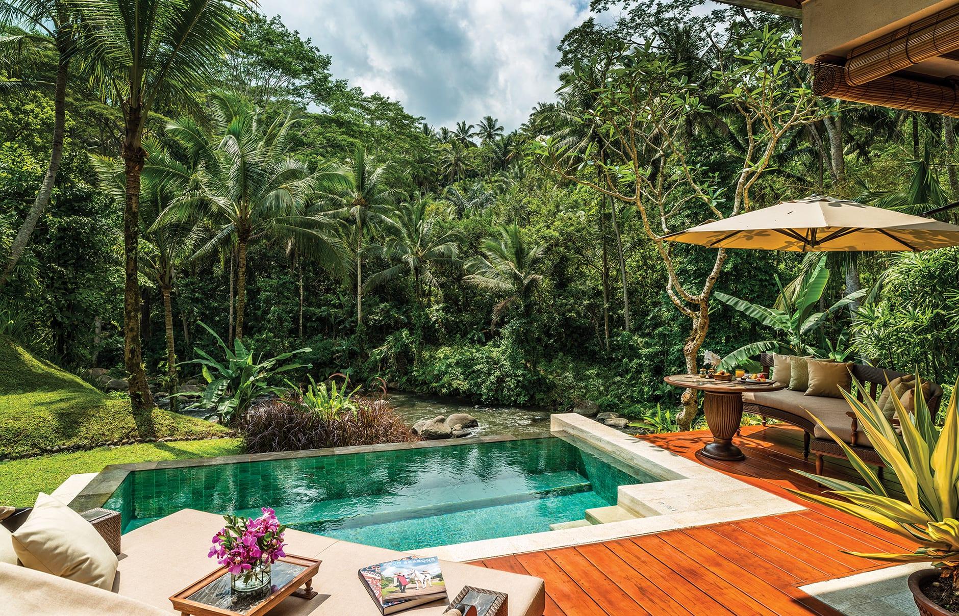 Four Seasons Resort Bali at Sayan. © Four Seasons Hotels Limited
