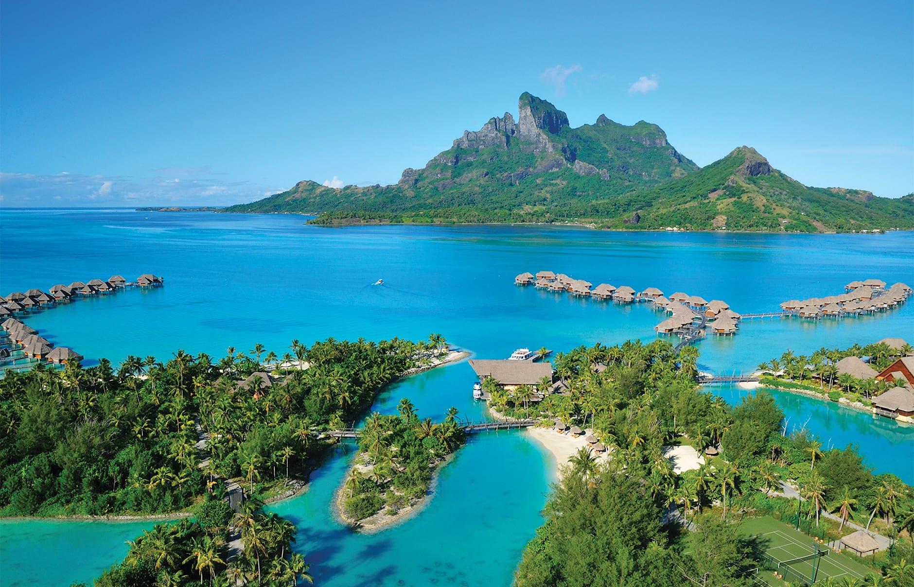 Bora Bora Resort Room Service