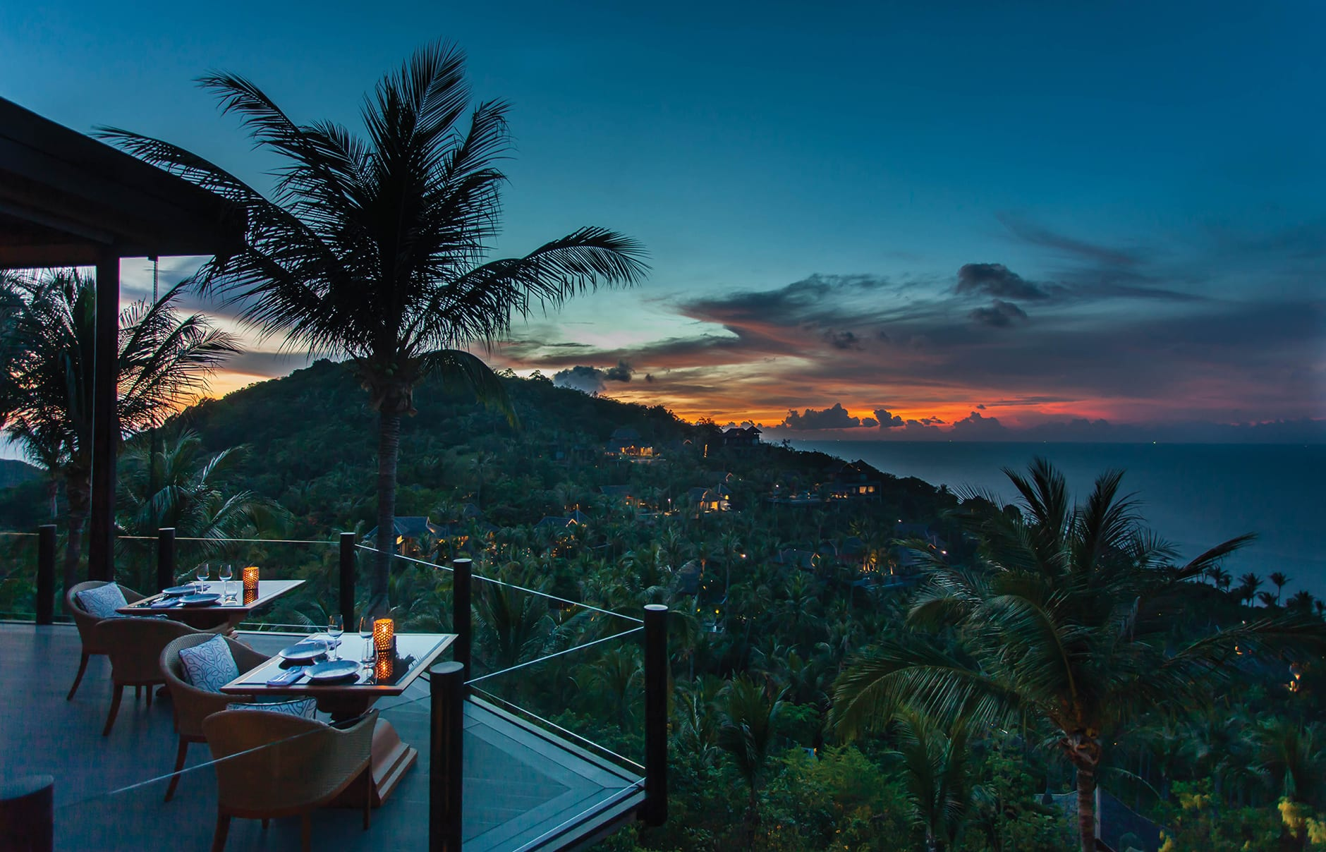 Four Seasons Resort Koh Samui, Thailand. Hotel Review by TravelPlusStyle. Photo © Four Seasons Hotels Limited