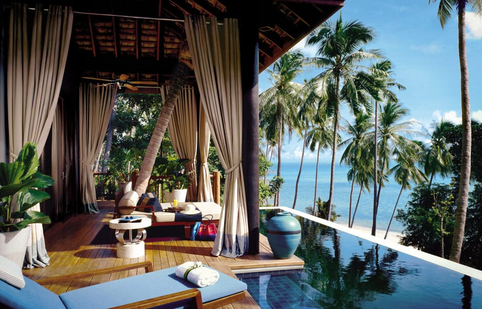 One-Bedroom Villa. © Four Seasons Hotels Limited.