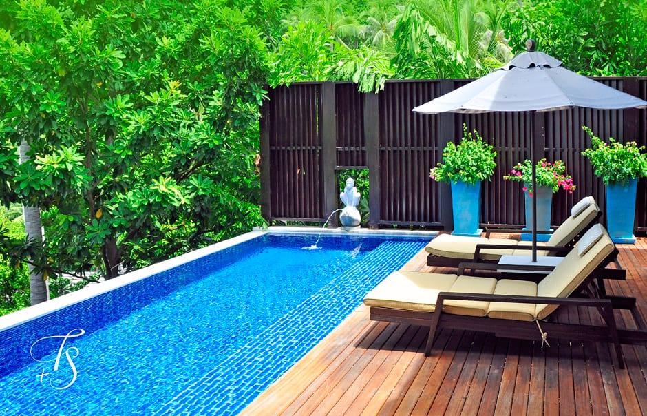 Four seasons resort koh samui luxury hotels travelplusstyle for Design hotel koh samui